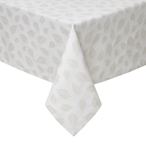 Ivy Damask Table Linens | Gracious Style
