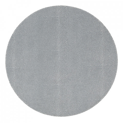 Pera Placemats Blue-Gray, Set of Four | Gracious Style
