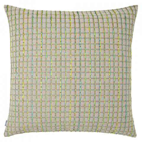 Sol 060 Pillow 22 x 22 in Square Yellow Multicolor | Gracious Style