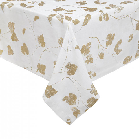 Sedona Gold Stain-Resistant Table Linens | Gracious Style