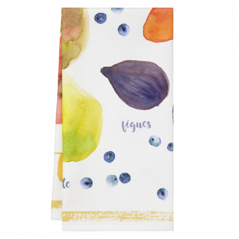 Seasons Tea Towels Automne 20 x 28 in | Gracious Style