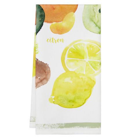Seasons Tea Towels Hiver 20 x 28 in | Gracious Style
