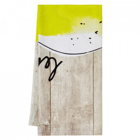 Fruit Basket Tea Towels Lemon 20 x 28 in | Gracious Style