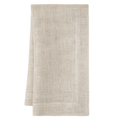 Venice Cocktail Napkins Gold 6 x 6 in, Set of Four | Gracious Style