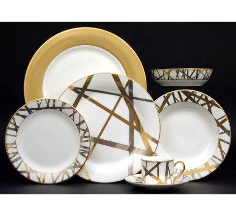 Mulholland Dinnerware | Gracious Style
