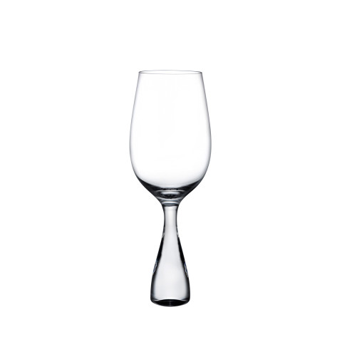 Wine Party Clear White Wine Glass, Set Of 2 | Gracious Style