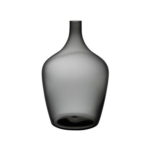 Dame Jeanne Extra Large Vase Smoke   Gracious Style