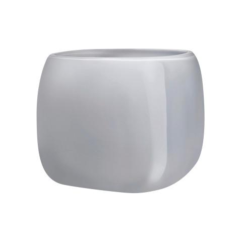 Mono Box Opal Grey Vase Extra Large | Gracious Style