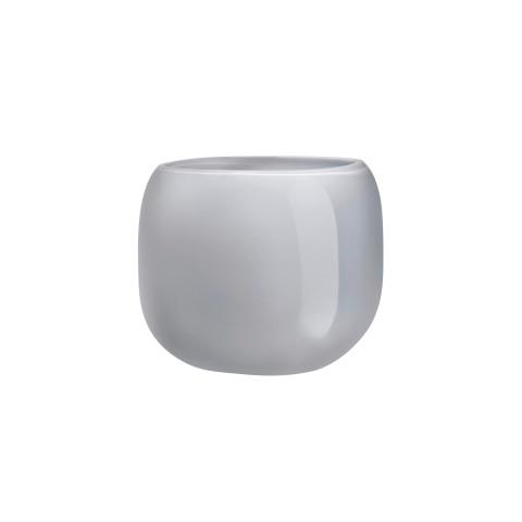 Mono Box Opal Grey Vase Medium   Gracious Style