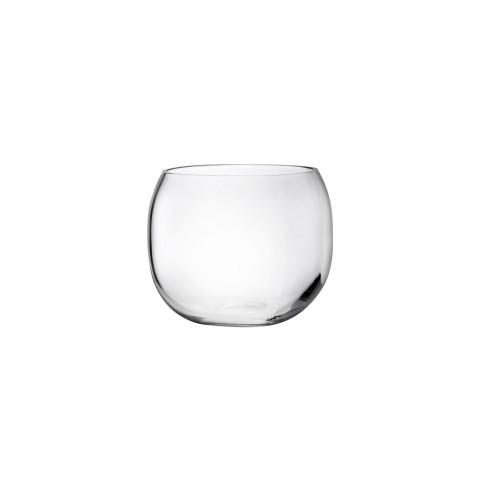 Mono Box Clear Vase Small | Gracious Style