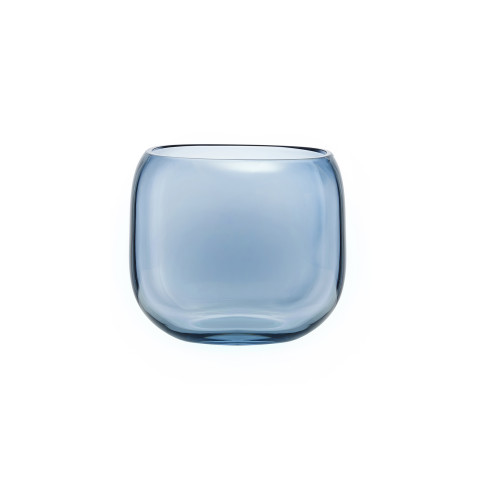 Mono Box Blue Vase Medium | Gracious Style