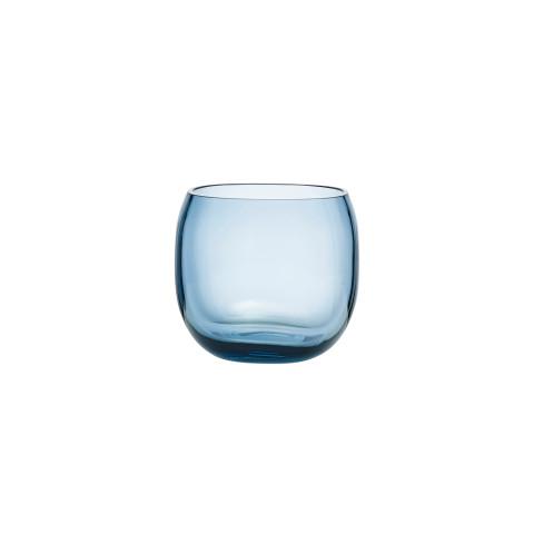 Mono Box Blue Vase Small | Gracious Style