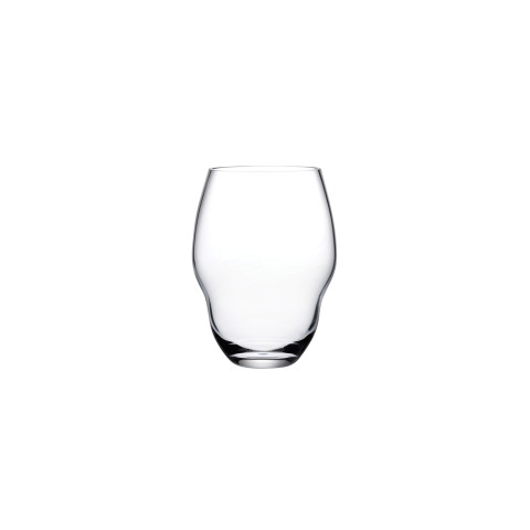Heads Up Clear Water Glass, Set Of 2 | Gracious Style
