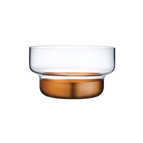 Contour Clear Top Contour Bottom Bowl | Gracious Style
