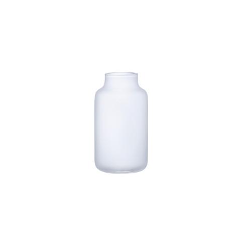 Mini Magnolia Opal White Vase Medium | Gracious Style