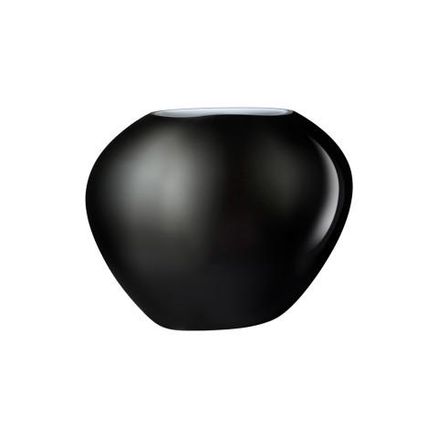 Satin Black Vase | Gracious Style