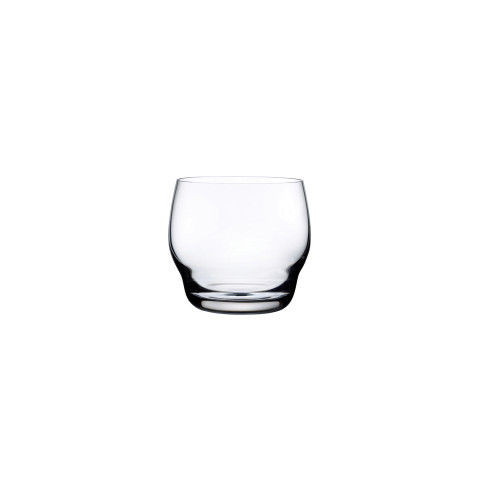 Heads Up Clear Whisky Glass, Set Of 2 | Gracious Style