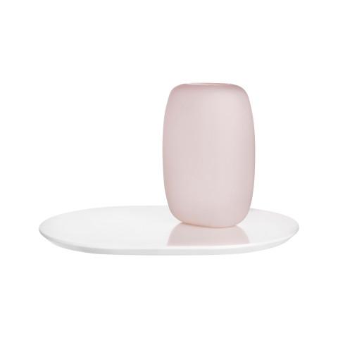 Sweets Opal Pink Vase Medium | Gracious Style