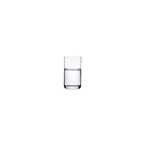Finesse Grid Shot Glass, Set Of 4 | Gracious Style