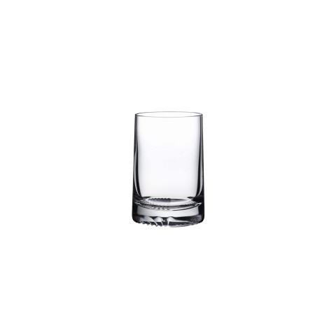 Alba Clear Whisky Glass Clear Double Old Fashioned, Set Of 2 | Gracious Style