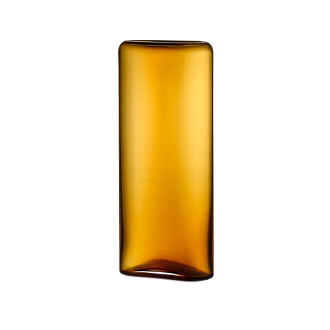Layers Amber Vase Small | Gracious Style