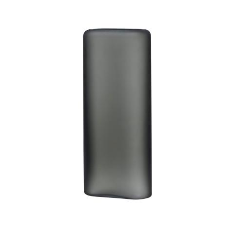 Layers Smoke  (Acid Mat) Vase Small | Gracious Style