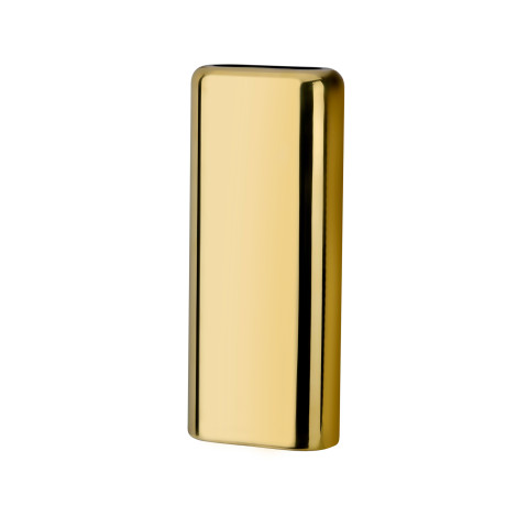 Layers Gold Vase Small  Limited Edition | Gracious Style