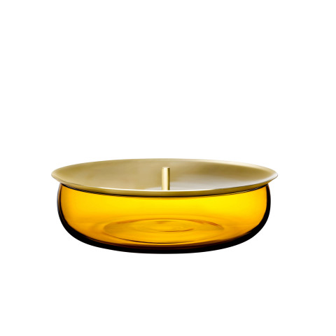 Beret Amber Storage Box, Medium | Gracious Style