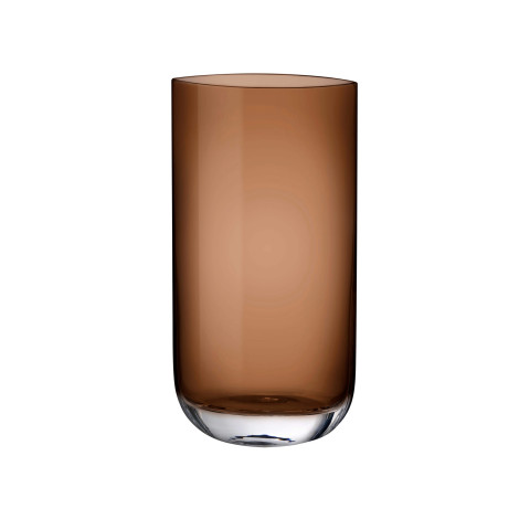 Blade Caramel Vase, Tall | Gracious Style