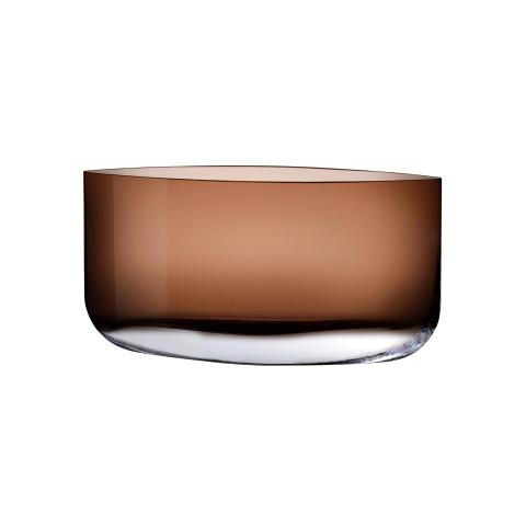 Blade Caramel Vase, Flat | Gracious Style