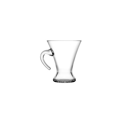 Addict Clear Espresso Glass, Set Of 2 | Gracious Style