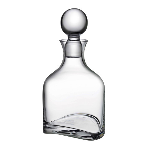 Arch Clear Whisky Bottle   Gracious Style