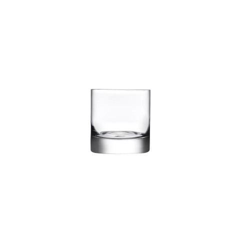 Barcelona Clear Whisky Glass, Set Of 4 | Gracious Style