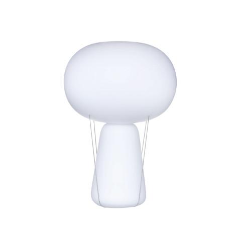 Blow Opal White Lamp | Gracious Style