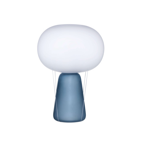 Blow Opal Blue Lamp | Gracious Style