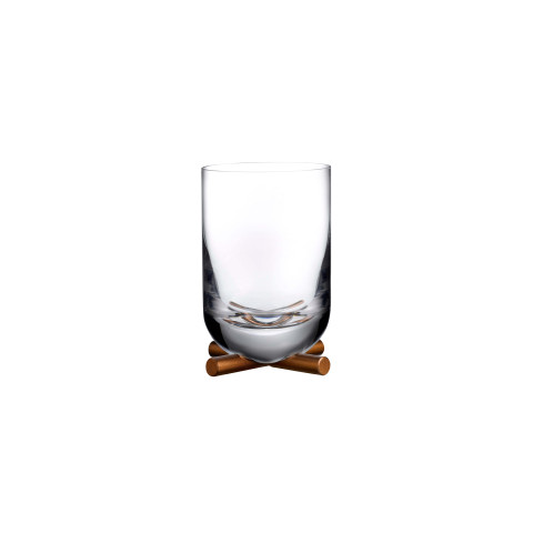 Camp Clear Whisky Glass Large | Gracious Style