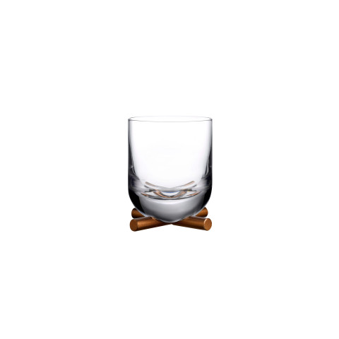 Camp Clear Whisky Glass | Gracious Style