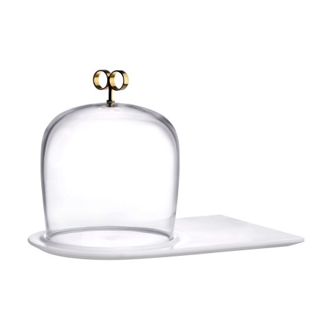 Cupola Clear Cake Dome   Gracious Style