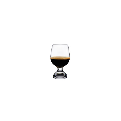 Delizia Clear Espresso, Set Of 2 | Gracious Style