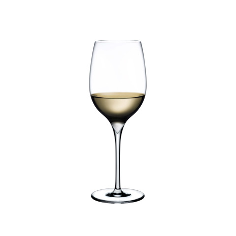 Dimple Clear Aromatic White Wine, Set Of 2 | Gracious Style