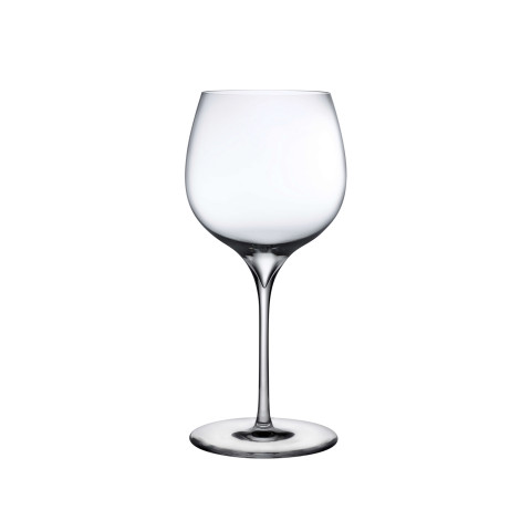 Dimple Clear Rich White Wine, Set Of 2 | Gracious Style