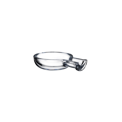Egoist Clear Cigar Ashtray | Gracious Style