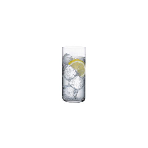 Finesse Grid  Long Drink, Set Of 4 | Gracious Style