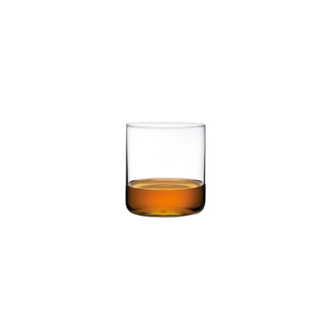 Finesse Clear Whisky Glass, Set Of 4 | Gracious Style