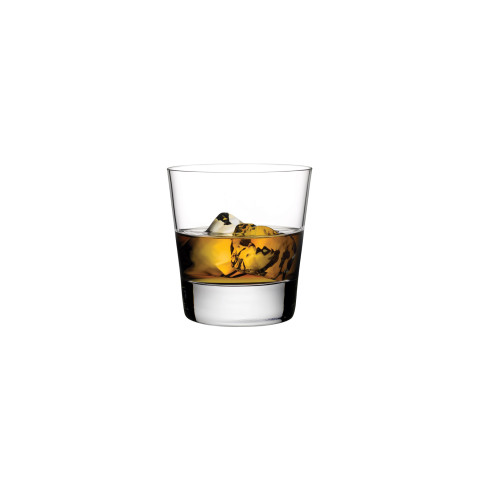 Highlands Clear Whisky Glass, Set Of 4 | Gracious Style