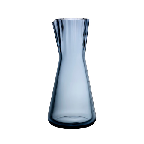 Lady Steel Blue Decanter | Gracious Style