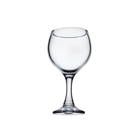 Look Down Clear Candle Holder   Gracious Style