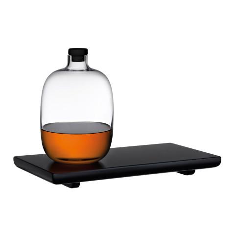 Malt Clear Whisky Bottle   Gracious Style