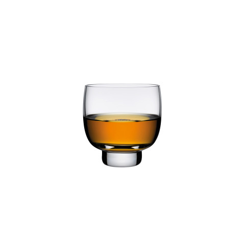 Malt Clear Whisky Glass, Set Of 2 | Gracious Style