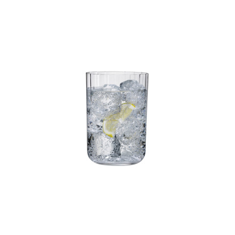Neo Clear Long Drink, Set Of 2 | Gracious Style